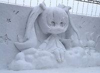 雪ミク(初音ミク)Twinkle Snow Ver(C)Crypton Future Media,INC