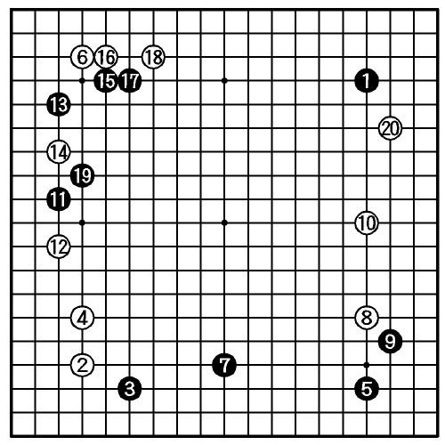 写真:途中図(1—20)