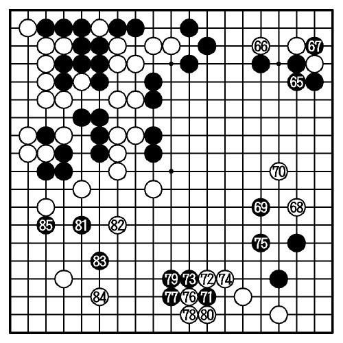 写真:途中図(65−85)