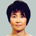 写真:女性棋士の最多勝タイに並んだ吉田美香八段=関西棋院提供