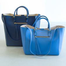 「鮮やかトートバッグ」は、ビジネスバッグの新ルールになるのか