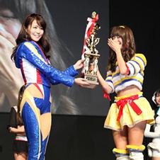 日本レースクイーン大賞2014