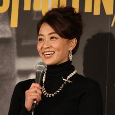 田中理恵さんが、話題の美脚を披露