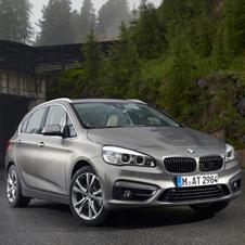 BMW初のFF車「2シリーズ アクティブツアラー」に試乗