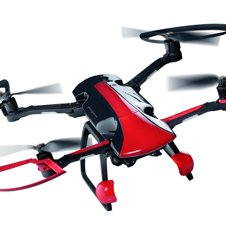 ピニンファリーナがデザインした「スカイライダー・ドローン」