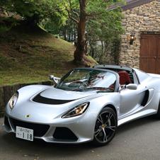極上のスポーツカー「ロータス・エキシージSロードスター」に試乗