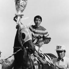 菊花賞の2冠馬はタケホープ1頭だけ