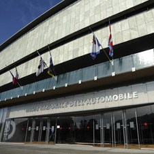 世界の名車<特別編>文化史博物館としても楽しめる「トリノ博物館」