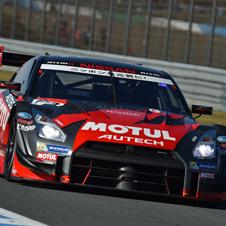 SUPER GT 最終戦はMOTUL AUTECH GT-Rの勝利