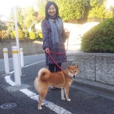 私を変えた運命の柴犬 太田裕美さん