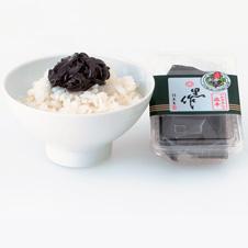 〈ご飯のとも〉インパクト大な真っ黒い塩辛