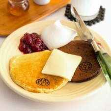 〈オトコの別腹〉芸術が爆発するパンケーキ