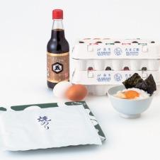 〈ご飯のとも〉米食界の三種の神器 のりと卵としょうゆ