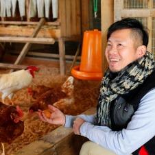 他人への敗北感からの気づき 41歳の養鶏家
