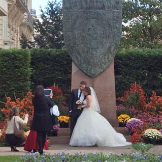 〈中村江里子 パリからあなたへ〉フランスでの婚姻の仕方