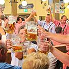 マラソン大会&ビール祭で最高の休日を