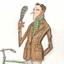 「ノーフォーク・ジャケットの研究」 寒い時季のアウトドアで