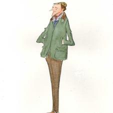 〈出石尚三 紳士服飾研究〉英国王室御用達のジャケット