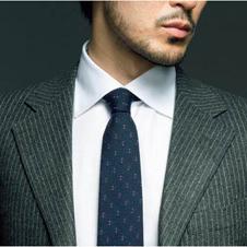 スーツの正しいルール 「サイズ、シャツ、Vゾーンについて」