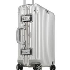 軽量で頑丈、そして旅を快適にする工夫 「リモワ」のスーツケース