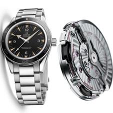 普通だが普通でない時計 オメガ・シーマスター300 マスターコーアクシャル