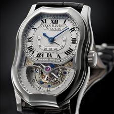 〈時計のセカイ〉「神のような時計師」が作るトゥールビヨン