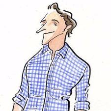 〈出石尚三 紳士服飾研究〉ギンガム・シャツをアクセントに