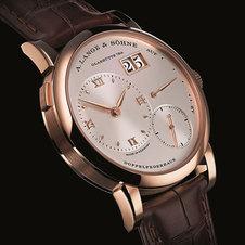 〈時計のセカイ〉名実ともに世界第一級 A.ランゲ&ゾーネ
