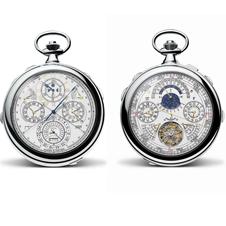 〈時計のセカイ〉世界で最も複雑な機械式時計(2)