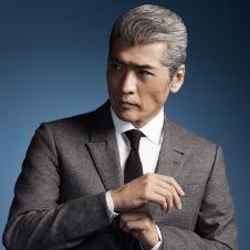 吉川晃司、帝国重工部長スーツ姿の秘密
