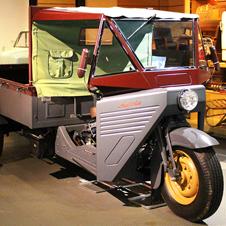 【トヨタ博物館】(28)戦後、活躍した実用車たち