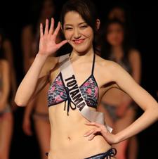 2015ミス・ユニバース日本代表最終選考会