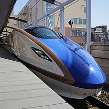 北陸を結ぶ列車「はくたか」の転機、特急から新幹線へ