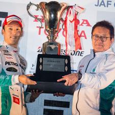 スーパーフォーミュラ最終第7戦が鈴鹿サーキットで決勝