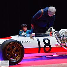 ホンダF1復帰で盛り上がる鈴鹿市で モータースポーツ祭
