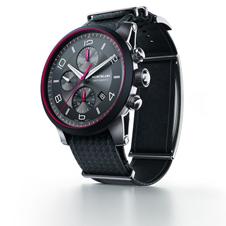 モンブラン初のデジタル機能を備えた伝統的機械式腕時計