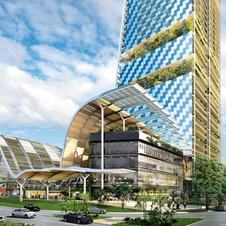シンガポールに新たな注目施設 ホテル「ザ・サウスビーチ」 4月にソフトオープン