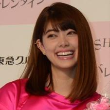 """""""渋谷deバレンタイン"""" モデルの森星も今年はあの人に……"""