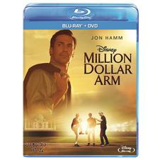 実話ベースの感動作『ミリオンダラー・アーム』 ブルーレイ/DVDが4日発売