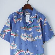 パタゴニア製「100%オーガニックコットン」のシャツを
