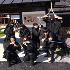 富士五湖エリアで忍者を体験 「忍野しのびの里」オープン