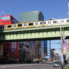 秋葉原(1) 昭和初期のモダン東京の姿を残す鉄道立体都市