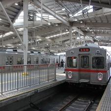 蒲田(1) 昔の東横線渋谷駅を思わせるたたずまいに泣ける