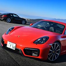 スポーツカーにおける理想形「ポルシェ・ケイマン」に試乗