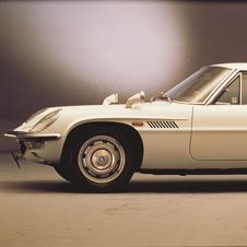 世界の名車<第62回>日本初のロータリースポーツカー「コスモスポーツ」