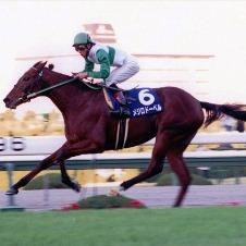 牝馬の活躍の走りとなったメジロドーベル