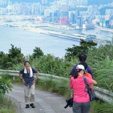 香港の登山と漁村をめぐる旅ー週末香港・マカオの旅1