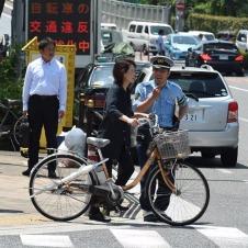 自転車の危険運転を減らせる方法
