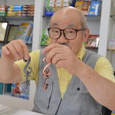語り尽くせぬキャストパズルの魅力 販売名人の平野さん