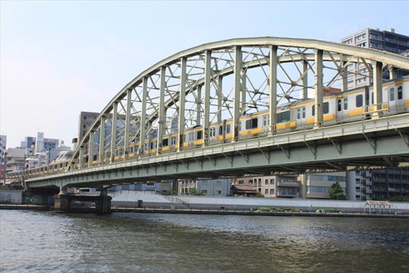 東京近郊にはおすすめの鉄道風景がいっぱい